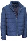 Kenneth Cole Men's Zip Front Puffy Down Jacket