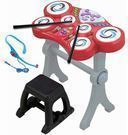 Little Virtuoso Beat Boppers Drumset