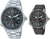Citizen Men's Eco-Drive Promaster Nighthawk Pilots Watch