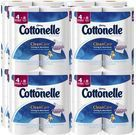 Cottonelle Clean Care Toilet Paper Double Roll, 32-Pack