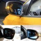 Set of 2 14-LED Arrow Turn Signal Mirror Lights