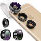 Neewer 3-in-1 Clip-On Smartphone Lens Kit