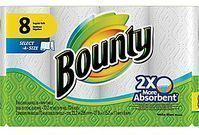 Bounty Select-A-Size Paper Towel 8-Pack