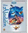 Aladdin Diamond Edition Blu-Ray Pack