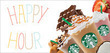 Starbucks Store - 50% off Frappuccino Blended Beverage Drinks from 3pm-5pm