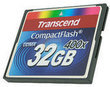 Transcend TS32GCF400 32GB 400X Compact Flash Card
