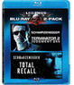 Terminator 2: Judgement Day / Total Recall Blu-ray Disc Set