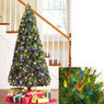 Artificial Christmas Tree Plus Set of Lights Value Bundle