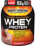 Body Fortress 2-lb. Strawberry Whey Protein Powder