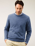 Signature Men's Cotton Crewneck Sweater
