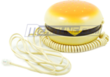 Corded Hamburger Landline Phone