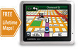 Garmin nuvi 1100LM 3.5 GPS with Lifetime Map Updates