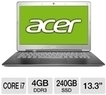 Acer Aspire S3-951-6432 13.3 Notebook w/ Intel Core i7 CPU