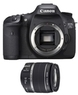 Canon EOS 7D 18.0 MP SLR Camera Body w/ Canon IS Lens