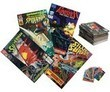 50 to 65 Random Vintage Comic Books + Collector Cards