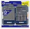 Kobalt 44-Piece Screwdriver Bit Set