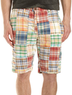 Tailor Men's Vintage Reversible Madras Shorts