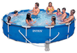 Intex 12-Foot 30-Deep Above Ground Pool