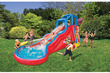 Banzai Double Cannon Blast Inflatable Water Slide