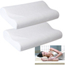 2-Pack Home Innovations Contour Memory Foam Pillow