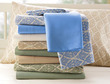 Solid Microfiber Sheet Set (Twin)