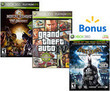 Buy 2 Select Xbox 360 Games Get 1 Free