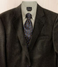 Men's Executive 2-Button Herringbone Sportcoat