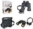 Vivitar Look and Listen 10x50 Binoculars w/ Headphones