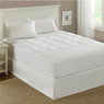 Comfort Classics Sateen Body Tech Mattress Pad