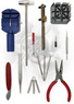 16-Piece Deluxe Professional Watch Repair Tool Kit