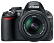 Nikon D3100 14.2-Megapixel Digital SLR Camera (Refurbished)