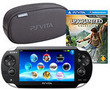 PS Vita (Wi-Fi) w/ Free Travel Pouch and Game