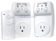 Remote-Controlled Switch Socket 2-Pack