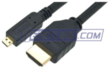 3-Foot HDMI to Micro HDMI Cable with Ethernet 2-Pack
