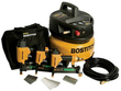 Bostitch 3-Tool Finish and Trim Compressor Combo Kit