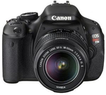 Canon EOS Rebel T3i 18-MP Digital SLR Camera + Lens (Refurb)