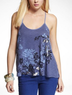 Women's Graphic Racerback Swing Tank