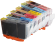 Canon BCI-6-Compatible Inkjet Cartridge 3-Pack Bundle