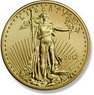 American Eagle 2012 $5 1/10 oz. Uncirculated Gold Coin