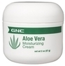 Two GNC 2-oz. Aloe Vera Moisturizing Creams