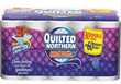 30-Count Double Rolls Quilted Northern 3-Ply Toilet Paper