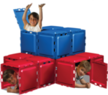 Brik-a-Blok 30-Piece Children's Toy Building System