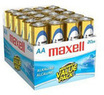 Maxell 723453 AA Alkaline Batteries (20-pack)