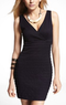 Women's Extreme Stretch Denim Bandage Dress