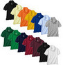 George Short-Sleeve Cotton Polo Shirts 4-Pack Value Bundle