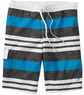 OP Men's Denim Print Board Shorts