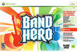 Band Hero Band Kit (Xbox 360)