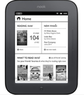 Nook 6 Wi-Fi Simple Touch eBook Reader (Refurbished)