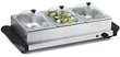 3-Tray Buffet Server / Warmer