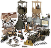 Power Team Deluxe 167-Piece Toy Military Set